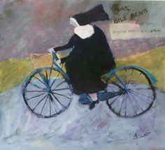 Sacred Transport by Susan Bower atKentmere House Gallery #YorkshireFestival...