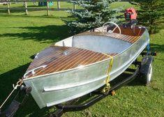 12ft 1948 AeroCraft AD | AeroCraft Boats