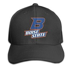 EVALY Vintage Adult Boise State University BSU Broncos Mascot Buster Baseball Hats Black ** You can get more details by clicking on the image.  This link participates in Amazon Service LLC Associates Program, a program designed to let participant earn advertising fees by advertising and linking to Amazon.com.