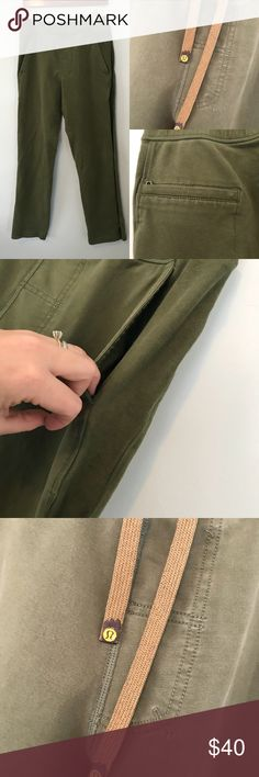 "Lululemon Men's sweatpants 30"" waist GUC Great condition except a bit of wear on back side hem. Smoke and pet free home. Bundle discount 20% lululemon athletica Pants Sweatpants & Joggers"