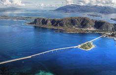 Норвегия не часто бывает целью больших, организованных туристических экскурсий…
