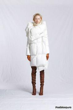 Выкройка одеяло-пальто