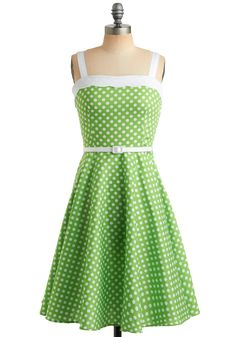 I want it in navy blue. That way it'd be a grown-up version of one of my favorite childhood dresses.