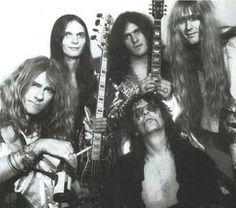 The Alice Cooper Band - Oh, yeah, Alice did some great stuff on his own, but this is where the foundation was laid.