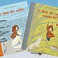 écrit par Asa Lind illustrations de Violaine Leroy (cliquez sur le nom de l'illustratrice pour accéder à son site)  Bayard...
