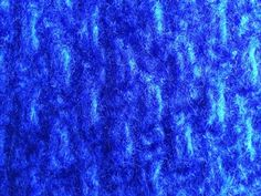 Electric blue boiled wool. T1# 0089 Wool/Nylon 140cm £50/mt