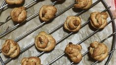 Crisp and crunchy, these easy-to-make, rolled, cut-out dog cookies combine peanut butter, honey, and an egg with whole wheat flour and wheat germ.