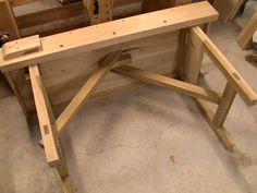Close Grain: Portable Workbench, part 3