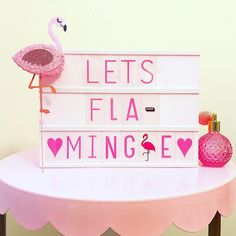 Lets Flamingle! Lov