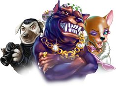Their win is bigger than their bite. Play Diamond   Dogs slot game -https://www.wintingo.com/