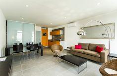 Florella Croisette - Location saisonnière - Appartement 2 pièces - Séjour