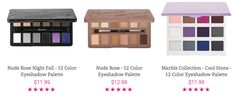 BH Cosmetics: Free shipping w/$10 purchase + Free full-size 12 color mystery palette + extra 5% off