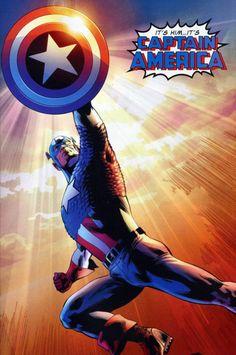 It's Him...It's Captain America