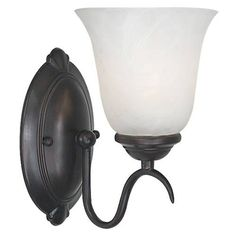 Medusa Oil Rubbed Bronze One-Light Wall Sconce