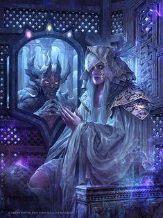 Evil Confession by trejoeeee on DeviantArt