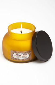 Aspen Bay Candles 'Traviata' Jar Candle available at #Nordstrom