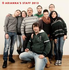 Arianna's team