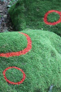 Linescape Circles - Dick Lubbersen - Atelier Helderrood - Helderrood.nl