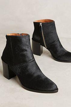 0d4ec2efe4 Derek Lam Raine Booties Boho Shoes