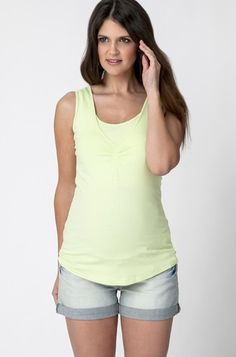 983a738da3 Cute Nursing Tanks! Can be worn during and after your pregnancy! Shop with  NineMonthsofStyle.com  72.00.