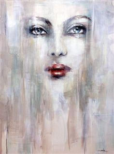 """Sleepwalk"" by Janesko. Charcoal Sketch, Russian Art, Paint Splatter, Sign Printing, Amazing Art, Saatchi Art, Art Projects, Contemporary Art, Pin Up"