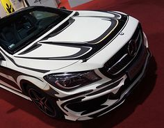 "Check out new work on my @Behance portfolio: ""Mercedes-Benz CLA wrap"" http://on.be.net/1Wcu4YT"