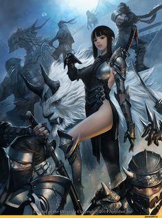Legend of the Cryptids,Игры,art,арт,красивые картинки,rupid79