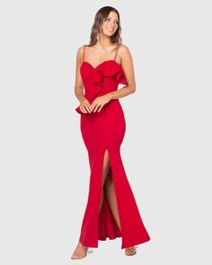Shop Pilgrim Clothing's beautiful collection of bridesmaid dresses. FREE standard delivery within Australia for orders over $100 & Afterpay available! Pilgrim Clothing, Australian Fashion Designers, Prom Dresses For Teens, Jumpsuit Dress, Formal Wedding, Formal Gowns, Elegant Dresses, Dress For You, Aesthetic Clothes
