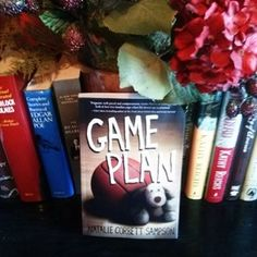 I was sent a copy of Game Plan by Natalie Corbett Sampson Game Plan by Natalie Corbett Sampson Release Date: 2013-10-30 Just because the play goes wrong, doesn't mean you quit the game. Ella Parker seems to have everything: great friends, an awesome family and a star position on her …Share this: