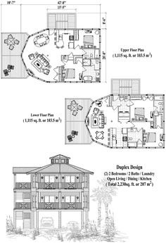 Online House Plan 1820 sq ft 3 Bedrooms 2 12 Baths Two