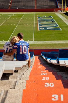 Looking past that this couple likes the Gators (ick), I want to do this.