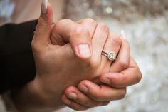 HOLDING HANDS Beautiful Wedding Rings, Designer Engagement Rings, Wedding Attire, Wedding Trends, Hand Henna, Wedding Couples, Ring Designs, Bridal Jewelry, Wedding Ceremony
