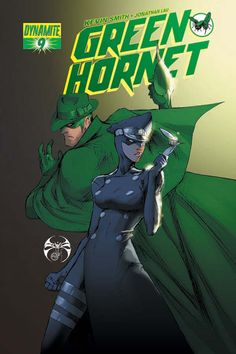 Kevin Smith did a better job at re-imagining the Green Hornet than Seth Rogen (ugh)...