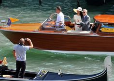 George Clooney Officially Married Amal Alamuddin in Venice!Fashion and Glow