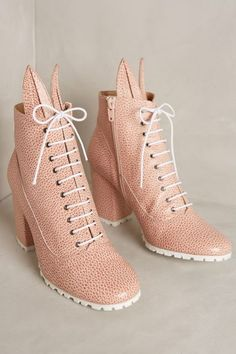 Discover sale shoes at Anthropologie, including sale booties, sneakers, heels, oxfords & more. Neutral Boots, Boogie Shoes, Ruby Red Slippers, Shoe Sale, Designer Shoes, Shoe Boots, Women's Shoes, Me Too Shoes, Combat Boots