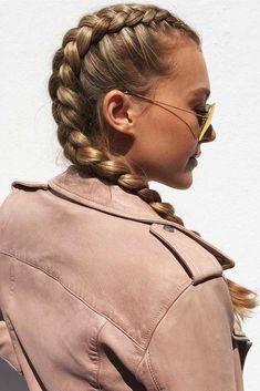 Super Hair Long Face Shape Shoulder Length Ideas - - You are Face Shape Hairstyles, Long Face Hairstyles, Box Braids Hairstyles, Trending Hairstyles, Hairstyles Haircuts, Long Face Shapes, Diamond Face Shape, Cool Braids, Super Hair