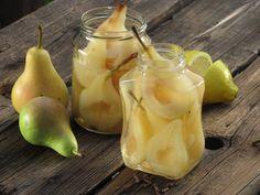körtebefőtt Pear, Garlic, Fruit, Vegetables, Food, Store, Canning, The Fruit, Veggies