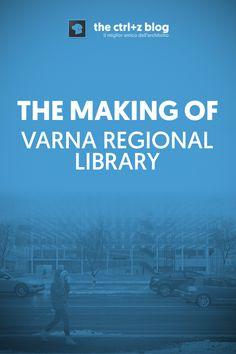 Cone si sviluppa un render per un concorso di architettura? In questo post descrivo il mio workflow e il processo creativo che ho seguito per realizzare l'immagine della Biblioteca Regionale di Varna. via @thectrlzblog