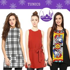 Tunics could be flirtatious! We have proof :) Shop these wonderful pieces from our collection http://www.voonik.com/collections/objects-of-desire #ObjectsOfDesire #GoTunicCrazy #Flirtatiouswiththetunic