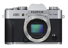 Buy a used FujiFilm Compact System Camera - Silver - Body Only. ✅Compare prices by UK Leading retailers that sells ⭐Used FujiFilm Compact System Camera - Silver - Body Only for cheap prices. Cameras Nikon, Camera Lens, Fuji Camera, Camera Rig, Full Hd 1080p, 4k Hd, Gopro, Fujifilm Xt10, Fuji X