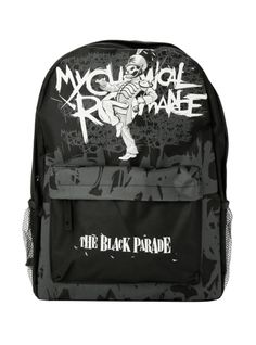 My Chemical Romance The Black Parade Backpack | Hot Topic