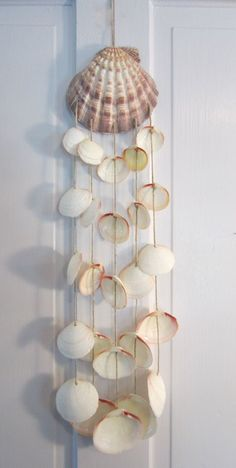 Ogrmar Small Starfish Star Sea Shell Beach Craft - The Crafts Guide Seashell Wind Chimes, Diy Wind Chimes, Seashell Art, Seashell Crafts, Seashell Mobile, Seashell Projects, Sea Crafts, Baby Crafts, Shell Beach