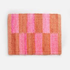 Doli Door Mat - Orange & Pink - Someware