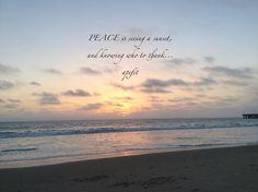 October 13th, 2014 Marina Del Rey Sunset...