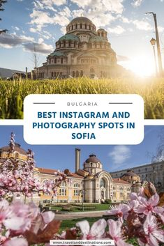 A detailed blog post suggesting some of the best spots in Sofia, Bulgaria for photography and Instagram. From stunning viewpoints, streets and more. Also included is the best time to take photographs, whether the location is free or not and a link to the spot on Google Maps.     #sofia #bulgaria #photography #travel #destination #instagram #socialmedia #travelanddestinations #travelideas #inspiration #travel #explore #beautifuldestinations #destinationguide #travelinspiration #vacation