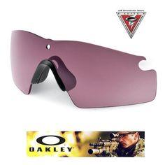 Oakley SI Ballistic M-Frame Prizm TR45 lente