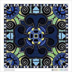 #mandalacoloring #mandalas #meditation #graffiti #peace #canvas #wallpainting #pattern #colorcure #dream #glory #morning #색칠공부 #색칠놀이 #어른색칠 #색칠스타그램 #painting #sketch #art #artwork #artist #colorful #beautiful #healing #therapy #힐링