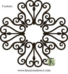 This is one of the many designs we've sketched for homeowners and craftspeople over the years.