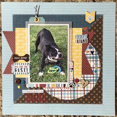 Downward Duke - Echo Park - Bark Collection