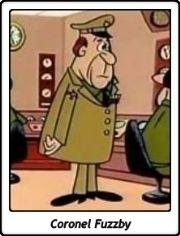 Coronel Fuzzby / Colonel Fuzzby / Casioso y Achú / Breezly and Sneezly / Hanna Barberá / Hanna Barbera
